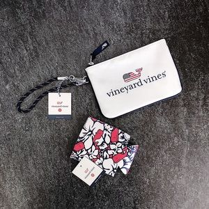 VINEYARD VINES for Target Wristlet & Can Coozie